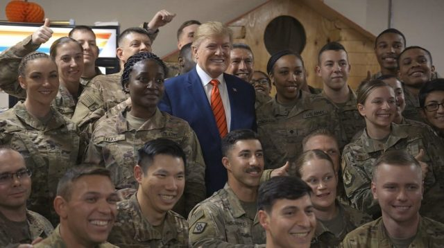 how-trump-sneaked-from-florida-to-afghanistan-for-thanksgiving