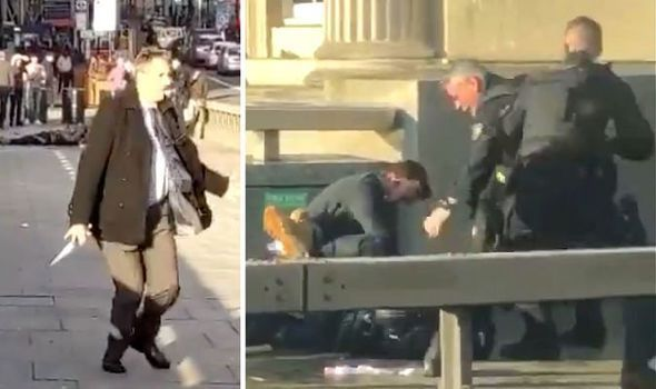 london-bridge-attack-–-moment-heroes-armed-with-sticks-and-a-fire-extinguisher-take-down-terrorist-knifeman