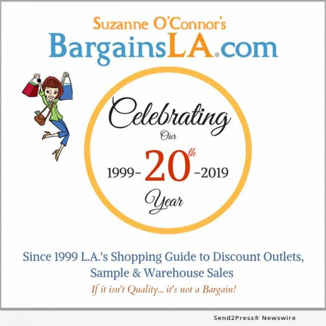 news:-bargainsla.com,-the-discount-shopping-guide-to-southern-california,-publishes-their-top-twenty-discount-outlets