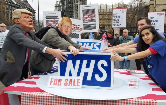 uk-government-denies-it-will-sell-off-national-health-service-to-trump