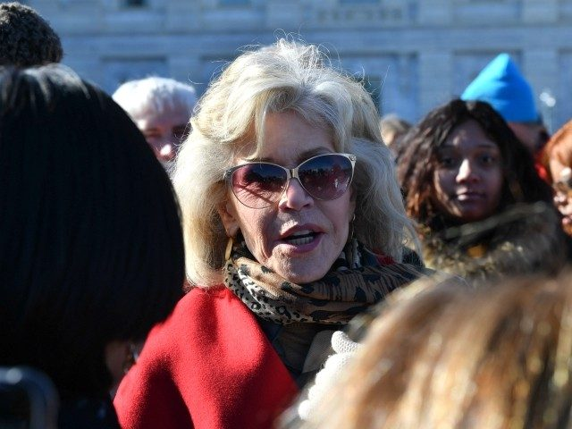 video:-jane-fonda-hits-the-streets-for-'climate-refugees,'-goes-after-ice-and-big-banks