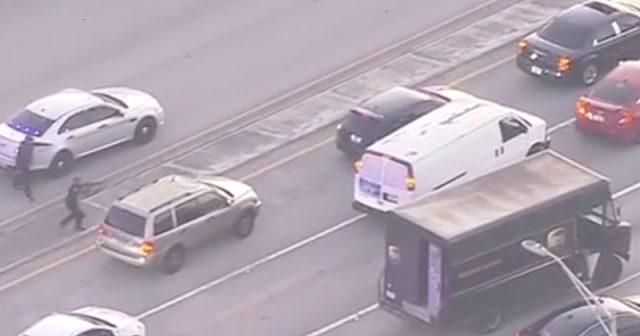 video:-ups-driver,-innocent-bystander-fatally-shot-after-police-open-fire-amid-rush-hour-traffic