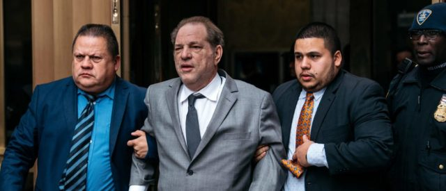 harvey-weinstein-violated-conditions-of-prison-release,-prosecutors-claim