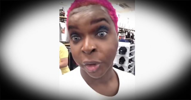 """transgender-says-""""i'm-a-man,""""-before-threatening-to-fight-shoe-store-employee-for-calling-him-""""sir"""""""