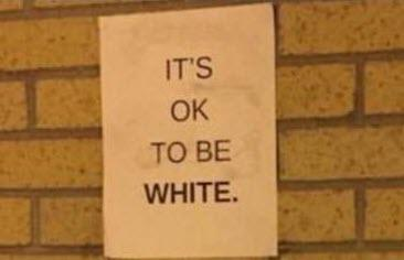 """student-expelled-by-law-school-after-posting-""""it's-ok-to-be-white""""-flyers"""