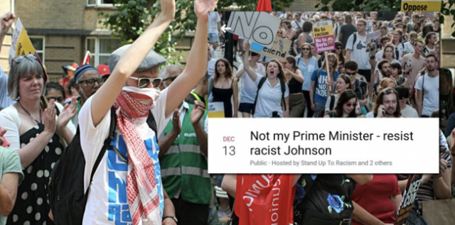 'not-my-prime-minister'-–-radical-left-marches-against-democracy-in-britain