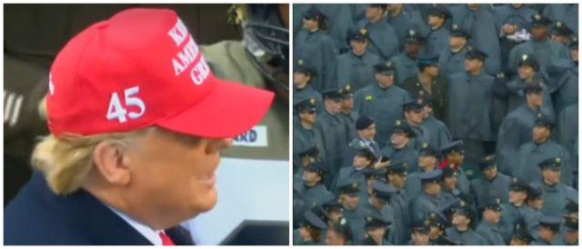 trump-gets-cheers-after-referee-introduces-him-at-army-vs.-navy-game