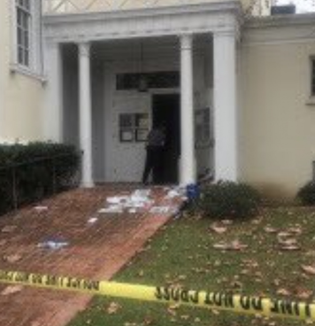 jew-hatred:-synagogue-in-beverly-hills-vandalized-days-before-hanukkah