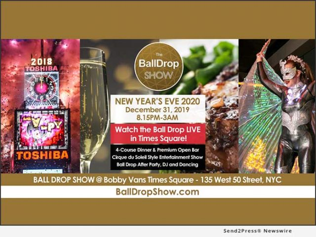 news:-ball-drop-show-announces-annual-new-year's-eve-celebration-with-exclusive-dinner-show-performances-and-ultimate-ball-drop-views