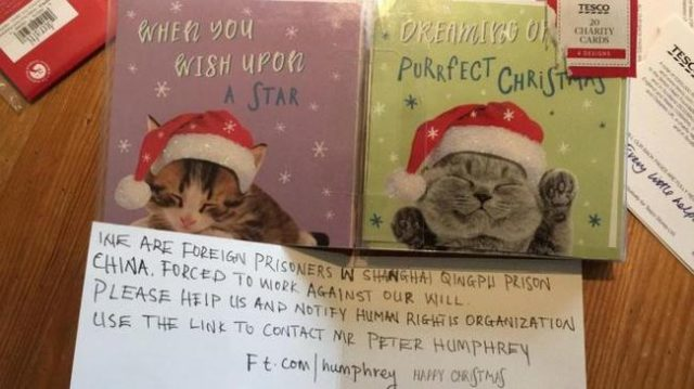 tesco-halts-christmas-cards-from-china-after-'slave'-laborer-in-prison-factory-begs-for-help