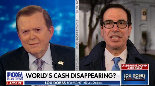 steven-mnuchin-explains-why-$1.5-trillion-in-$100-bills-have-disappeared