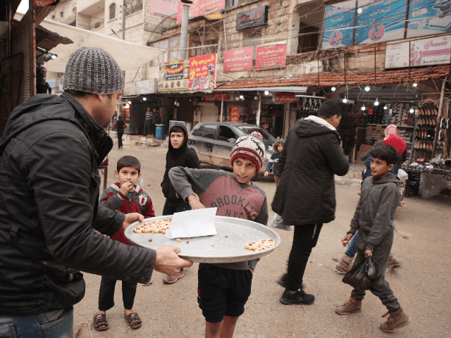 syrians-hand-out-sweets-to-celebrate-death-of-iranian-terror-chief-soleimani