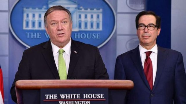 """""""we-want-iran-to-behave-like-a-normal-nation"""":-us-imposes-sanctions-on-virtually-entire-iranian-economy"""
