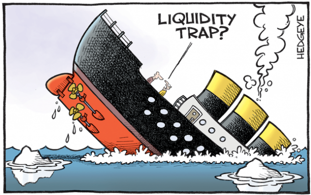 the-bank-of-england's-governor-fears-a-liquidity-trap
