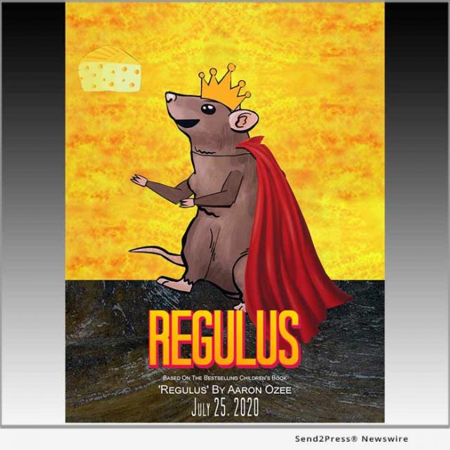 news:-aaron-ozee-prepares-'regulus'-movie-global-release-after-wrapping-production