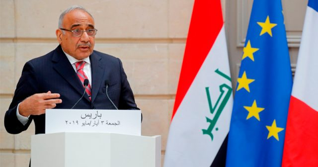 iraqi-prime-minister-orders-investigation-into-rocket-attack-on-green-zone