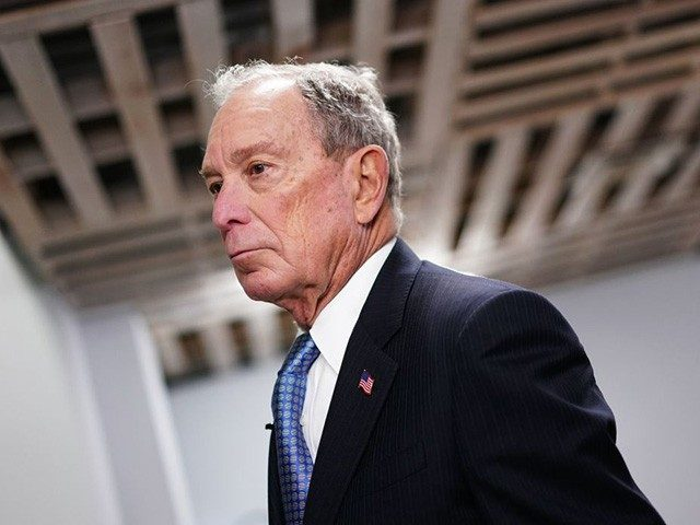 mike-bloomberg's-campaign-courts-big-tech-leaders-in-closed-door-meeting