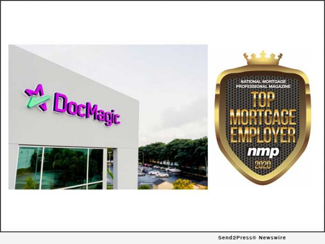 news:-docmagic-named-a-top-mortgage-employer-by-national-mortgage-professional-magazine-for-the-fourth-straight-year