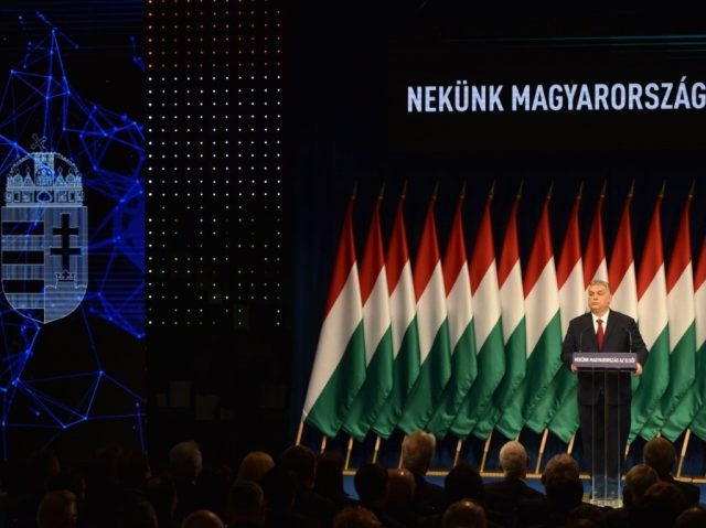 viktor-orban-proclaims-'hungary-first'-in-state-of-the-nation-speech