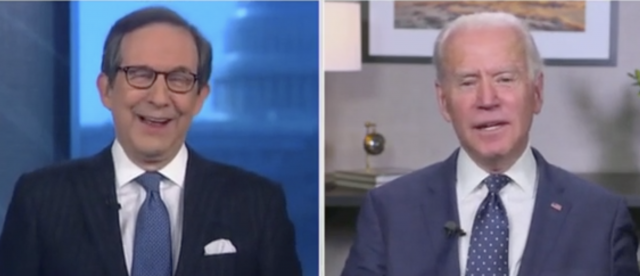 biden-calls-chris-wallace-'chuck'-immediately-after-dismissing-questions-about-his-mental-capacity
