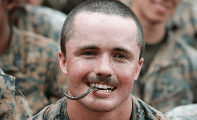 welcome-to-the-jungle:-us-marines-drink-the-blood-of-beheaded-cobras-and-chomp-on-tarantulas-and-scorpions-as-they-learn-survival-skills-during-wargame-exercises-in-thailand
