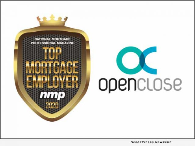 news:-openclose-recognized-as-a-2020-top-mortgage-employer-by-national-mortgage-professional-magazine-for-the-fourth-year-in-a-row