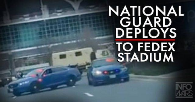 breaking!-national-guard-deploys-to-fedexfield-in-maryland
