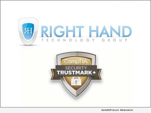 news:-right-hand-technology-group-becomes-first-pittsburgh-based-managed-it-and-cybersecurity-service-provider-to-earn-comptia-security-trustmark+