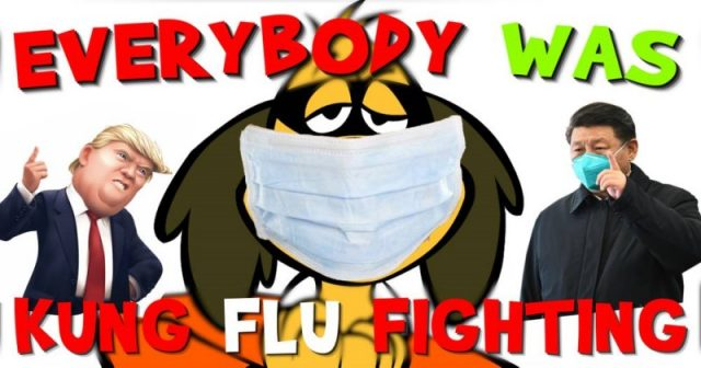 everybody-was-kung-flu-fighting!