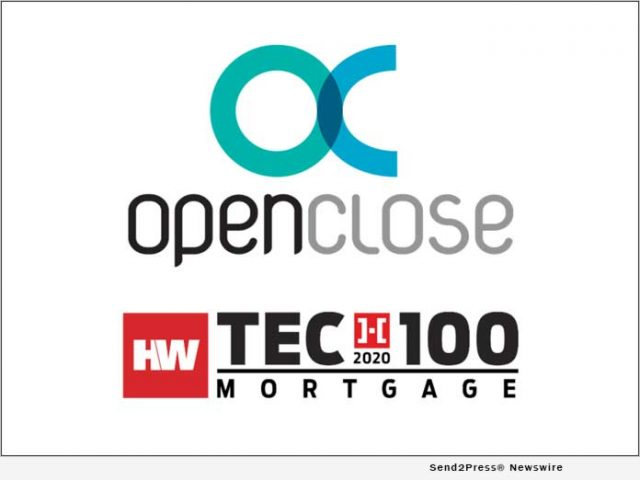 news:-housingwire-honors-openclose-as-a-2020-mortgage-tech100-innovator