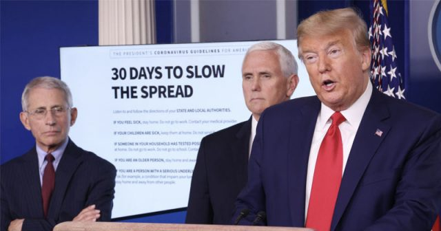 live:-president-trump-mulls-second-task-force-to-oversee-economy-reopening-—-april-4