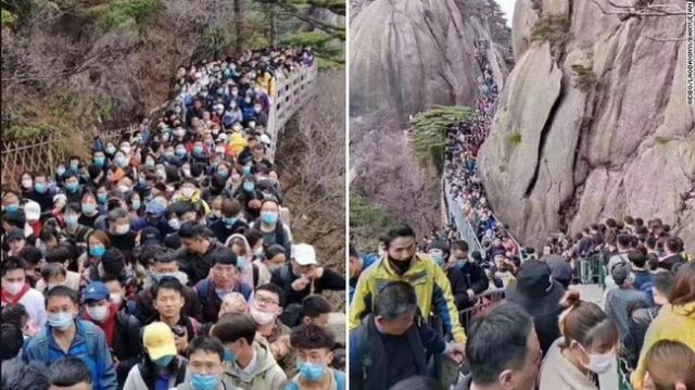 china's-tourist-sites-overwhelmed-with-crowds-after-emerging-from-lockdown