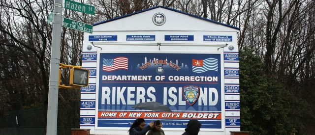 over-100-released-rikers-inmates-already-arrested-again-for-new-crimes:-report