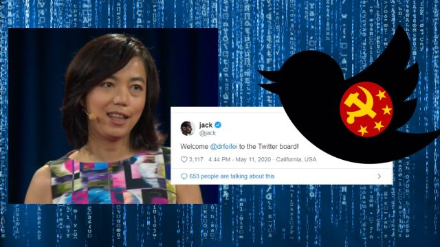 twitter-welcomes-former-google-ai-chief-dr.-fei-fei-li-to-board-of-directors