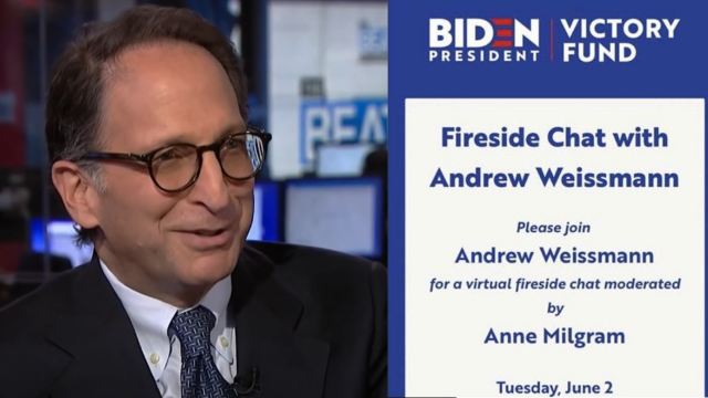 mueller-'pitbull'-andrew-weissmann-to-head-biden-fundraiser-on-zoom