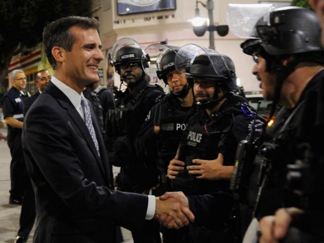 eric-garcetti-defines-'systemic-racism':-it's-'racism-that-is-built-into-systems'