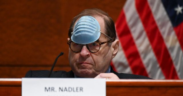 incredible:-nadler-refuses-to-recognize-rep.-who-won't-wear-face-mask