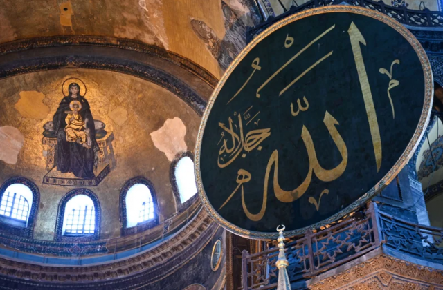 turks-turn-cathedral-into-mosque