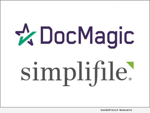 news:-docmagic-and-simplifile-team-to-advance-eclosing-adoption,-enotarizations,-and-erecordings