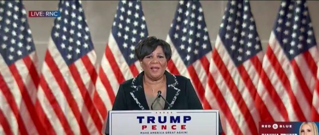 'he-saw-me-as-a-person':-alice-marie-johnson-commends-trump's-criminal-justice-reform-at-rnc