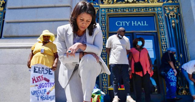 san-francisco-mayor-london-breed-will-give-black-women-$1,000-a-month-if-they-get-pregnant
