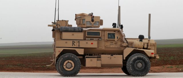 us-military-deploys-armored-vehicles-in-syria-following-clash-with-russian-military-patrol