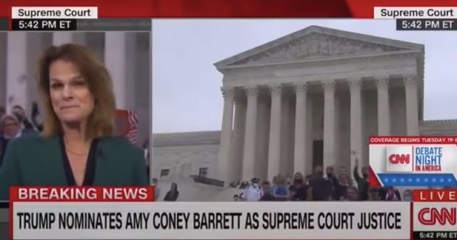 'cnn-is-fake-news!':-cnn-mercilessly-heckled-during-amy-coney-barrett-nomination-coverage
