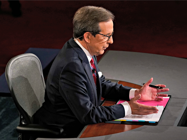 moderator-chris-wallace-receives-blowback-after-rocky-debate-performance