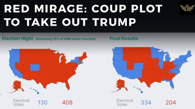 red-mirage:-coup-plot-to-take-out-trump-&-take-over-america-(live)