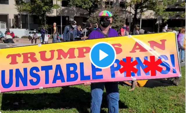 mental-disorder!-women's-march-underway-in-dc.:-'trump-is-an-unstable-p*n*s'