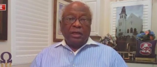 'i-will-have-to-pray-for-them':-james-clyburn-suggests-black-trump-supporters-need-prayer