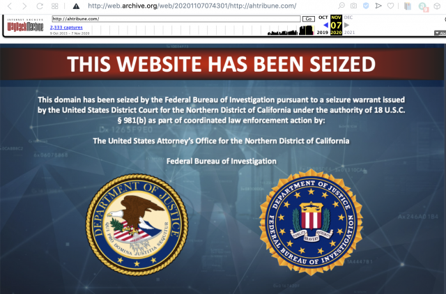 american-herald-tribune-has-been-shut-down-by-the-fbi