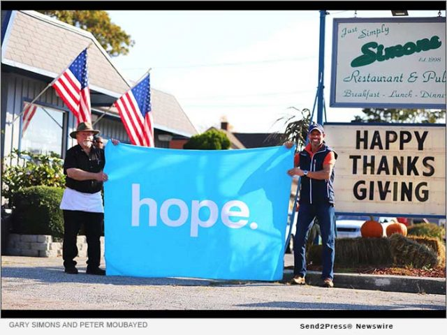 news:-massachusetts'-entrepreneurs-team-up-to-deliver-'hope'-and-'faith'-this-thanksgiving- -citizenwire