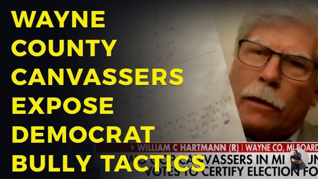 gop-wayne-county-canvassers-expose-democrat-bully-tactics,-call-for-audit-in-michigan